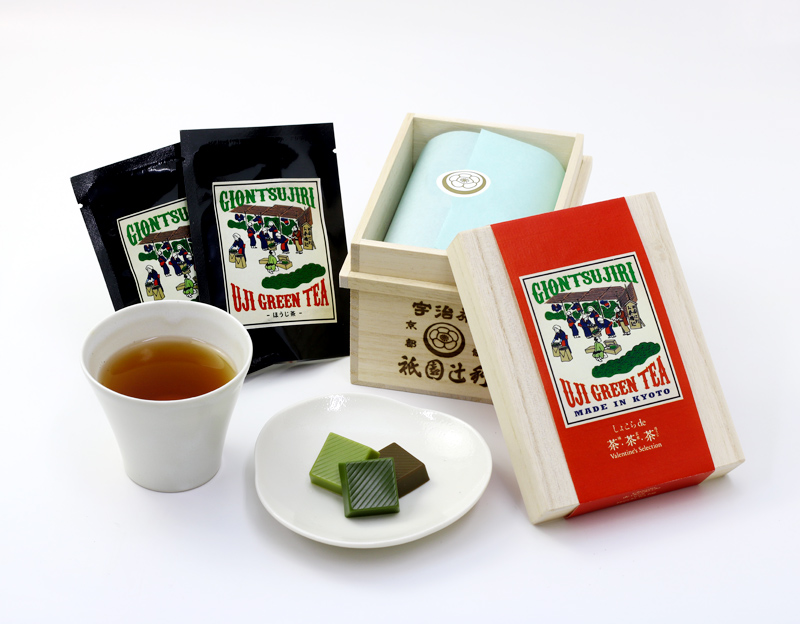 しょこらde 茶・茶・茶 Valentine's selection